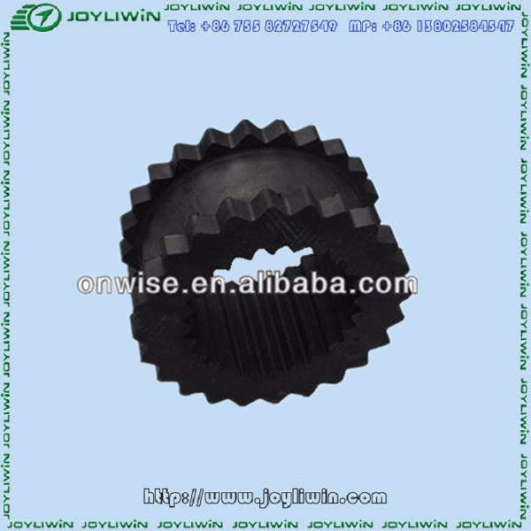 flexible rubber gear coupling for Screw air compressor