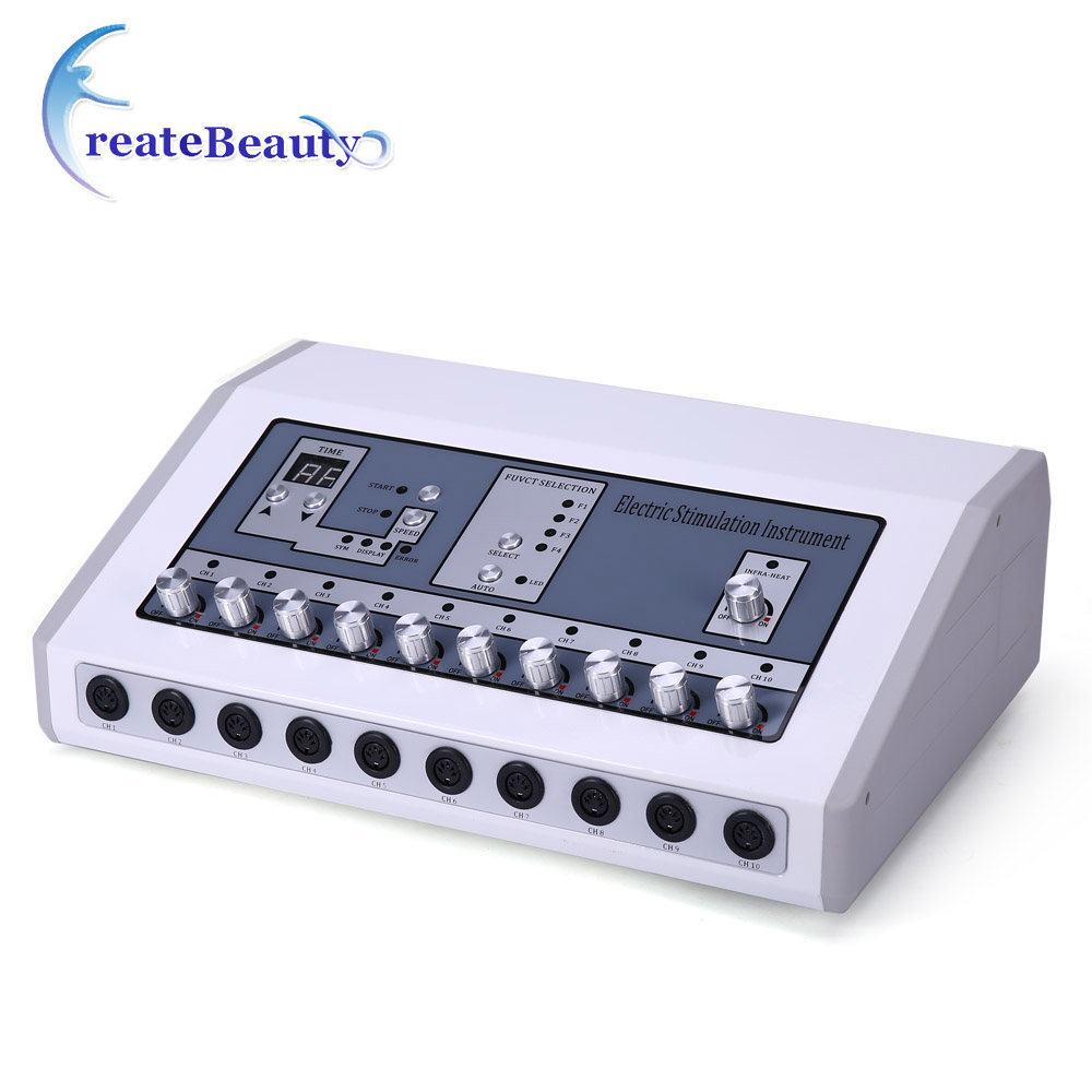2 in 1 EMS infrared slimming body slimming machine for weight loss &detox