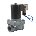 Hewcho CPVC UPVC Anti-Corrosive Solenoid Valve for Acid and Gas Alkali Chemical