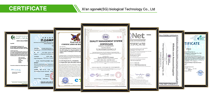 Factory Supply NMN / Beta-Nicotinamide Mononucleotide CAS 1094-61-7 with good price in stock
