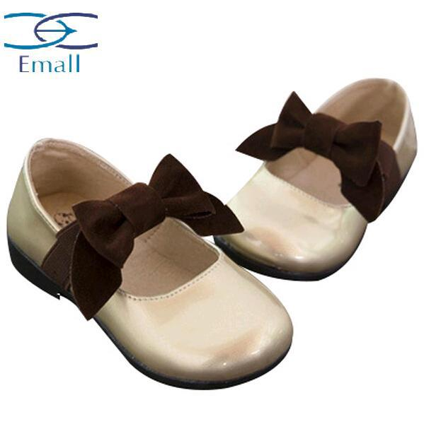 2015 spring and Autumn new arrival baby girls princess shoes childrens casual shoes girls lovely dance shoes kids leather shoe