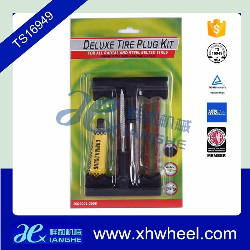 tubeless pneu kit de r paration outils main de voiture van v hicule roue pneus ponction pi ces. Black Bedroom Furniture Sets. Home Design Ideas