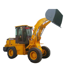 Construction machinery จีน 4 ล้อไดรฟ์ใหม่ rc front end loader ล้อ loader ES918