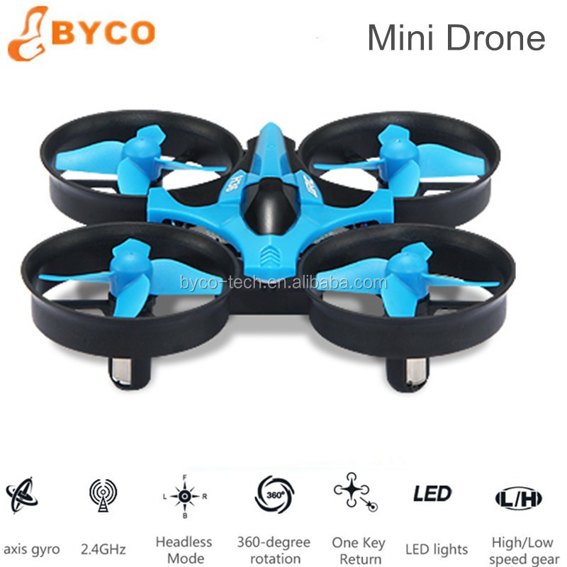Toys & Hobbies Hottest Promotion JJRC H36 2.4G Mini RC Pocket Drone Universal Remote Control With Protection Frame For Kids