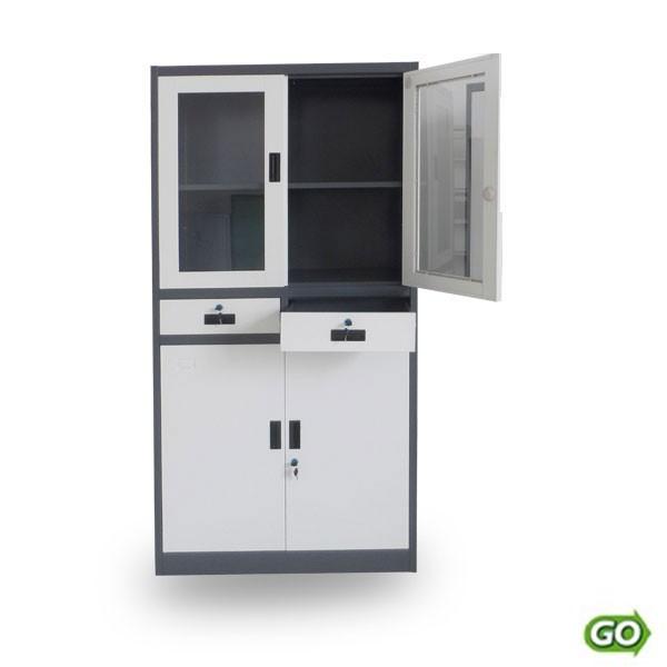 General Use Metal Cupboard Gabinetes De Cocina Baratos