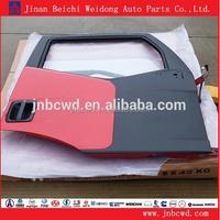 FAW Jiefang j6 truck cabin parts 6100020-B27 FAW truck door assembly