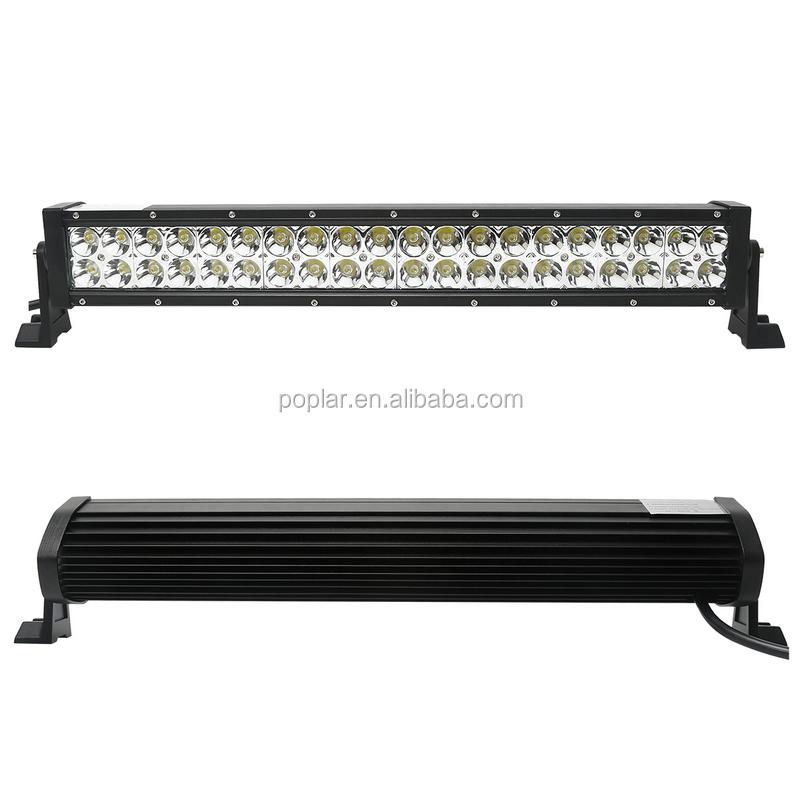 Cclb120 Wholesale Curved Car Led Light Bar 110v Led Driving Lights ...
