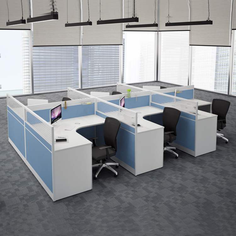 L Shaped Office Partition, L Shaped Office Partition Suppliers And  Manufacturers At Alibaba.com