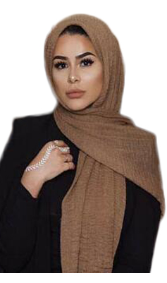 2018 colorful cotton and linen women india hijab malaysia scarf