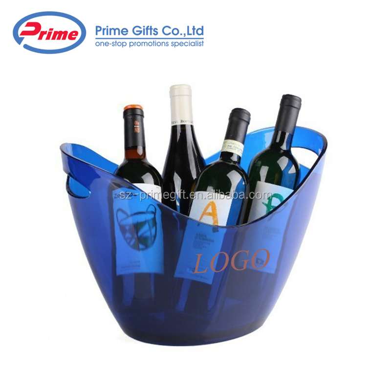 Eco-friendiy Cheap Price Wine Ice Bucket with Custom Logo