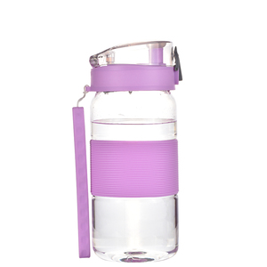 Single Design Anti Skid Novelty Sport Water Bottle