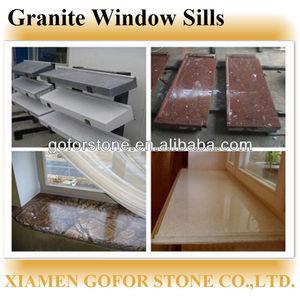 granite window sills, marble window sill