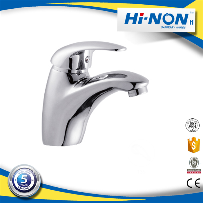 Competitive Price chrome polished antique bathroom basin mixer tap
