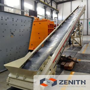 Good performance small vibration conveyor with CE&ISO