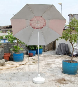 Fantastic custom outdoor outings umbrella 1.8m fishing picnic beach umbrella tent