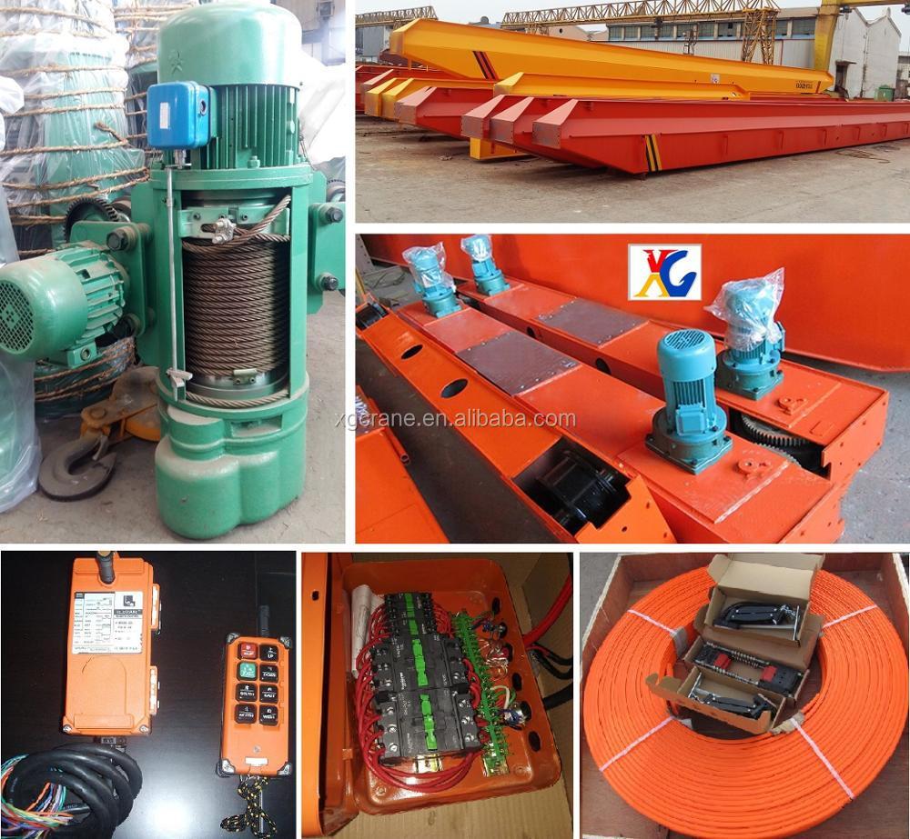 China Top Manufacturer Mobile Single Beam Overhead Bridge Crane 10 Ton 15  Ton 16 Ton 20 Ton - Buy Mobile Crane 10 Ton,Mobile Crane 20 Ton,Single Beam