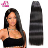 most demanded products Unprocessed Natural Color Braid Styles Wet And Wavy 100 Human Hair Yaki Straight