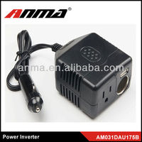 One socket 75W output continuous power 300 watt power inverter