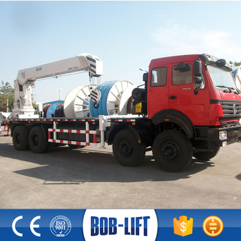 Used Boom Truck Crane For Sale In China
