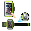 Sport Running Armband, Fingerprint Touch Supported, Lightweight, Sweat Resistant, Flexible Arm Strap, Reflective Safety Band