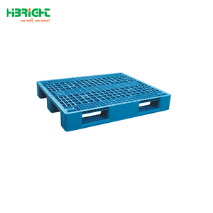 Single Side Use HDPE plastic pallet