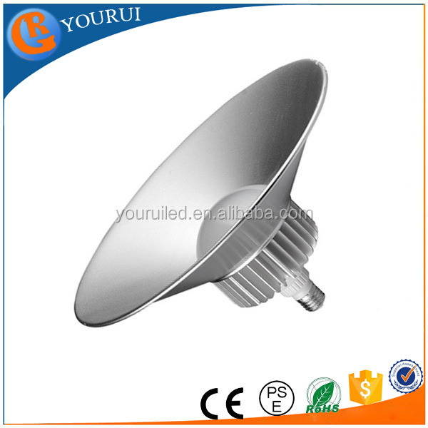 High power and lumen 50w 70w 100w IP65 LED high bay light for factory industry and warehouse