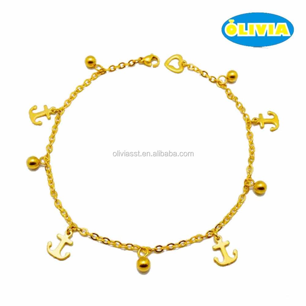Большая скидка, распродажа, летние ювелирные изделия, золотой браслет на лодыжке, нержавеющая сталь, boho moon and star, очаровательный браслет для женщин