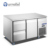 FRCF-2-2 Stainless Steel Refrigerator Industrial Vertical Refrigerator and Freezer with Factory Price