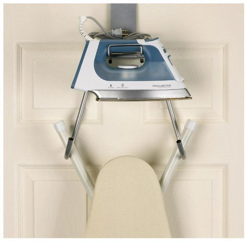 Household Essentials Over-the-Door Ironing Board Holder