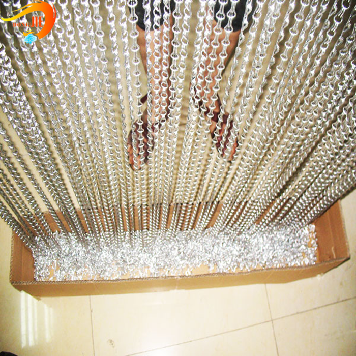 Metal Double Chain Mail Curtain Heavy Duty I Supply Link Mesh Chainmail Product On Alibaba