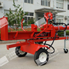 Hot selling 37Ton Used Log Splitter with Cheapest Price
