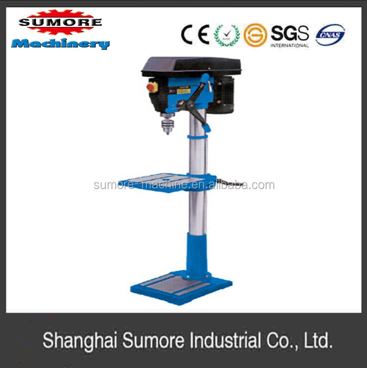 1100W or 1500W 25mm steel drill press machine for sale SP5225B