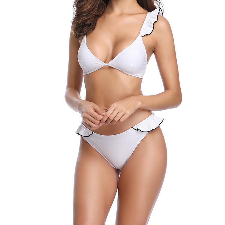 Custom Women Beachwear Mature Sexy Swimsuit Swimwear Bikini Girl Sexy