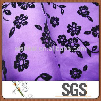 2015 hot sale flocked velvet fabric for wedding dress buy flocked velvet fabric velvet fabric. Black Bedroom Furniture Sets. Home Design Ideas