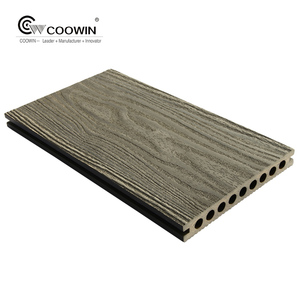 W45 Anti-Aging 3D Wpc Outdoor Flooring Materials Options For Decks
