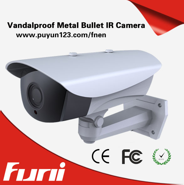 High End with Bracket Waterproof Cam1.0MP/1.3MP/2.0MP/3.0MP/4.0MP metal IR bullet HD CCTV AHD Camera for home security