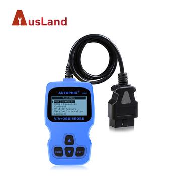 Autophix V007 Professional Super Scanner Obd2 Car Code Reader For Vw Series  Vehicles - Buy Autophix V007,Obd2 Car Code Reader,Professional Super