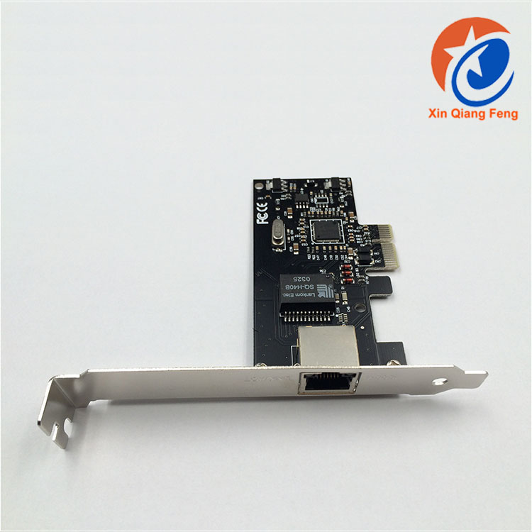 High speed computer internal usb 3.0 PCI E lan card