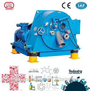 GK Automatic Continuous Peeler Centrifuge For Carbonic Ammonia Separation