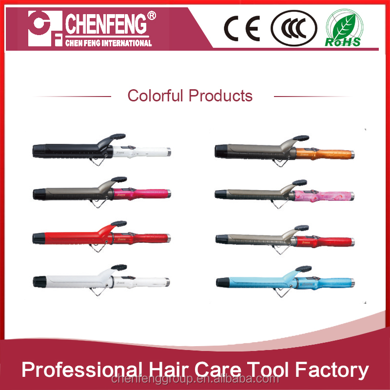 wholesale sharping blade curling iron steam electric hair curler