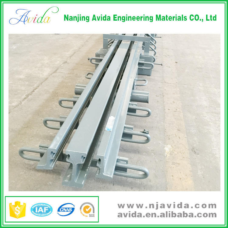 China Products Stable Bridge Steel Expansion Joint Matarial for High Movement in Libya Market