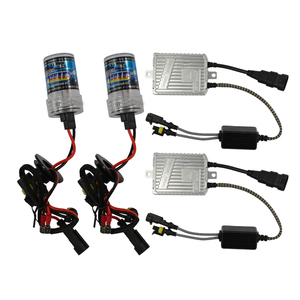Auto lighting AC 55W 12V H1 H3 H4 hid conversion kit H7 6000k hid kit Fast bright hid xenon headlight