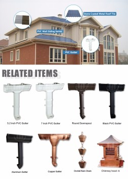 Free Sample Drainage Antique Decorative Gutter Bracket
