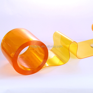 Anti Insect Proof Plastic PVC Strip Rolls PVC Curtain