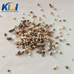 Good quality sea sand natural colored sand with low price