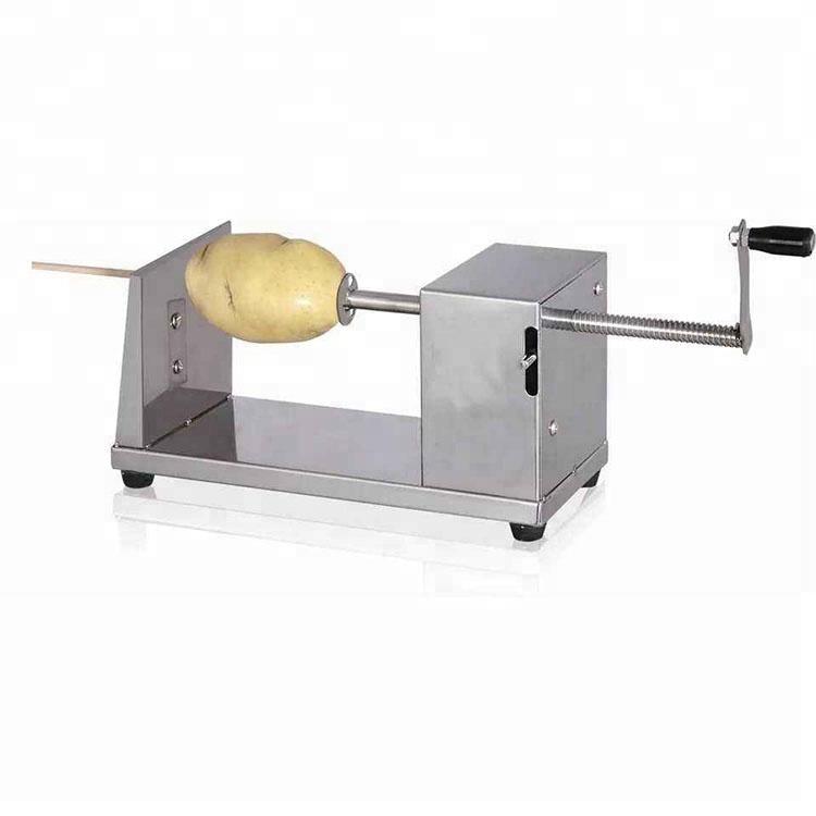 Factory Price Potato Spiral Cutting Machinemanual Potato Twist Machine For Sale Buy Spiral Potato Cutter Machinespiral Potato Chips Machinespiral