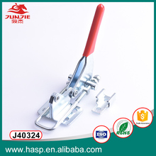 Latch type toggle clamp with heavy duty application