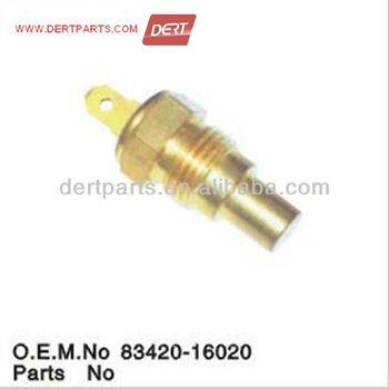 Best Coolant Temperature Sensor 83420 16020 For Toyota