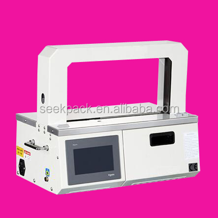 Strong Power Intelligent OPP/Paper Banding Machine For Money and Banknote
