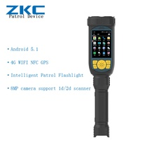 Multifunctionele Light Zaklamp met Inspectie <span class=keywords><strong>systeem</strong></span> 4g camera nfc <span class=keywords><strong>gps</strong></span> call